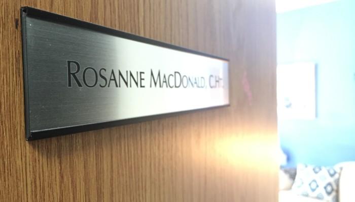 Rosanne MacDonald, C.Ht.